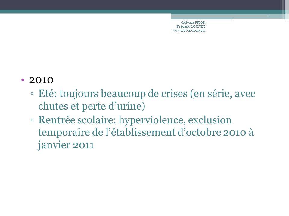 Colloque PRIOR Frédéric CANEVET www.toul-ar-hoat.com