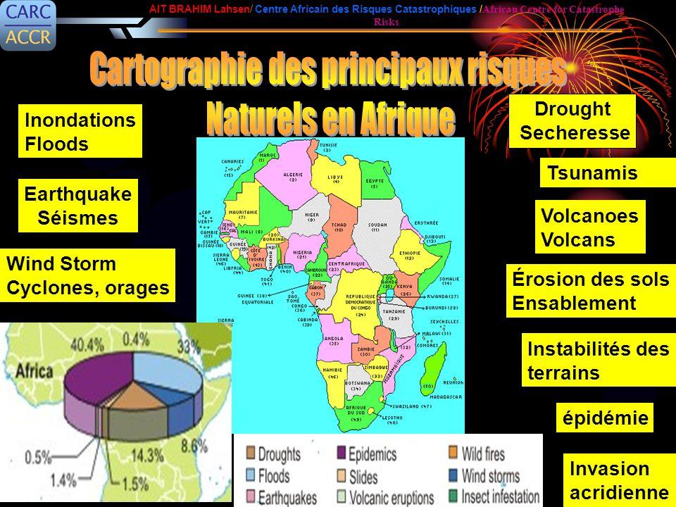 Cartographie des principaux risques