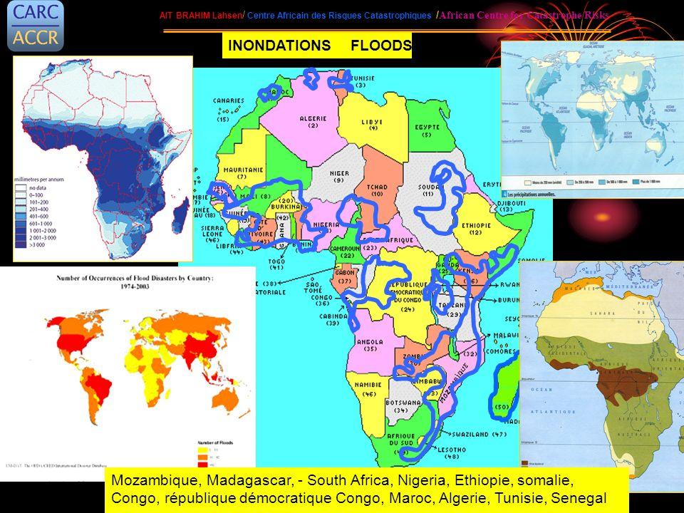 AIT BRAHIM Lahsen/ Centre Africain des Risques Catastrophiques /African Centre for Catastrophe Risks