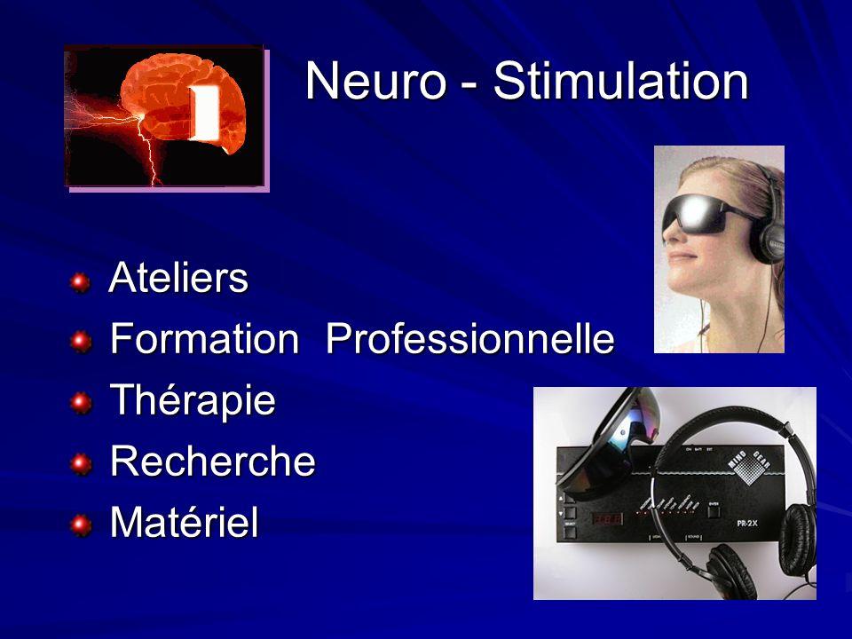Neuro - Stimulation Formation Professionnelle Thérapie Recherche