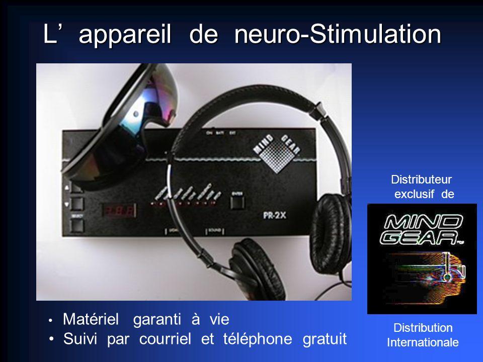 L' appareil de neuro-Stimulation