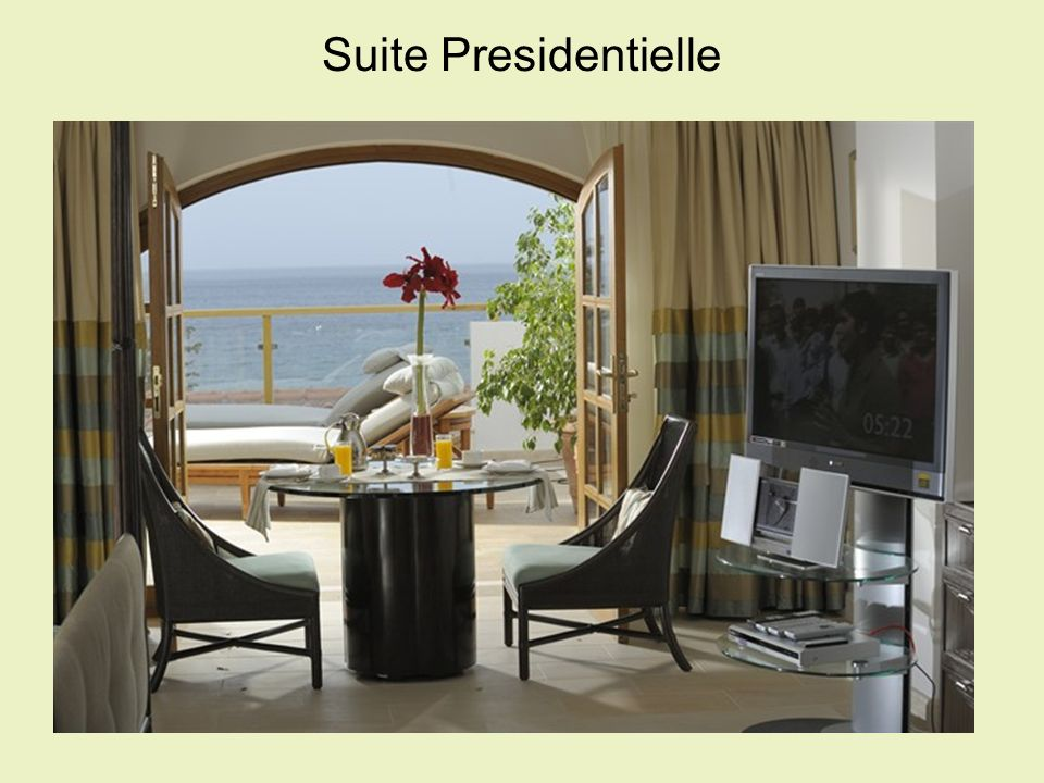 Suite Presidentielle
