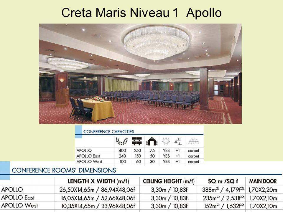 Creta Maris Niveau 1  Apollo