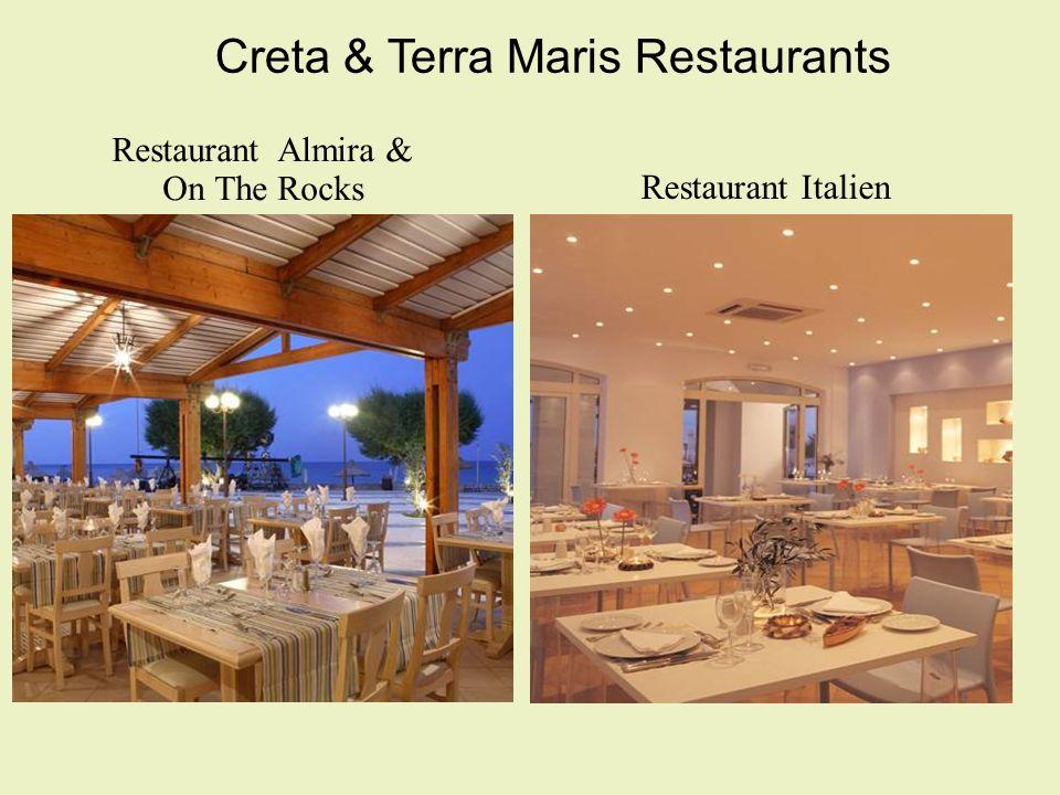 Creta & Terra Maris Restaurants
