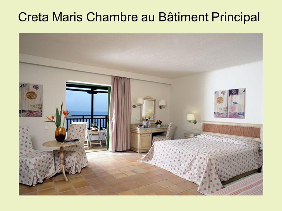 Creta Maris Chambre au Bâtiment Principal