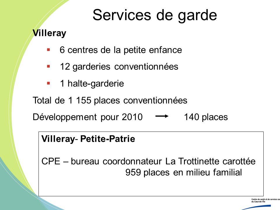 Services de garde Villeray 6 centres de la petite enfance