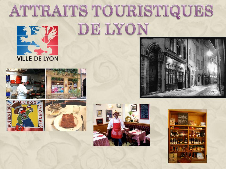 ATTRAITS TOURISTIQUES