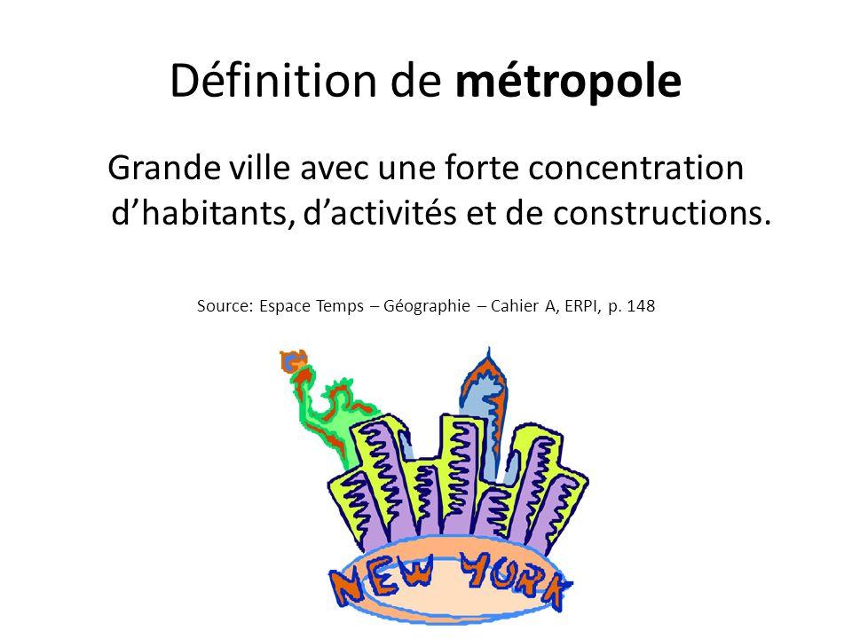 Definition Grande Ville