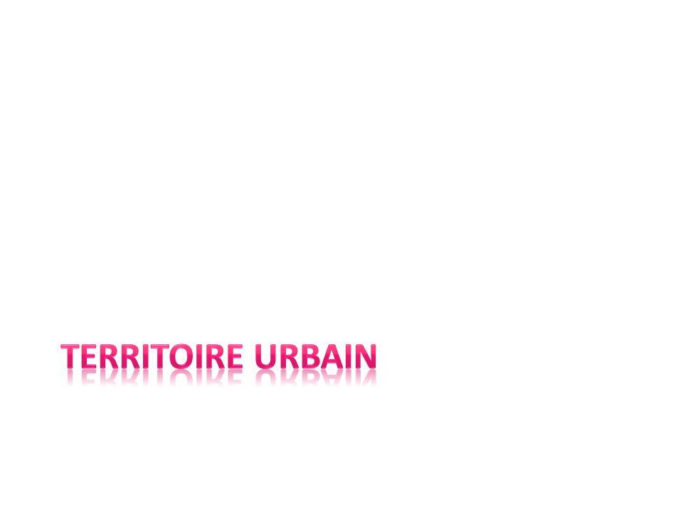 Territoire urbain