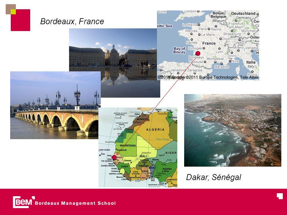 06/04/2011 Bordeaux, France Dakar, Sénégal