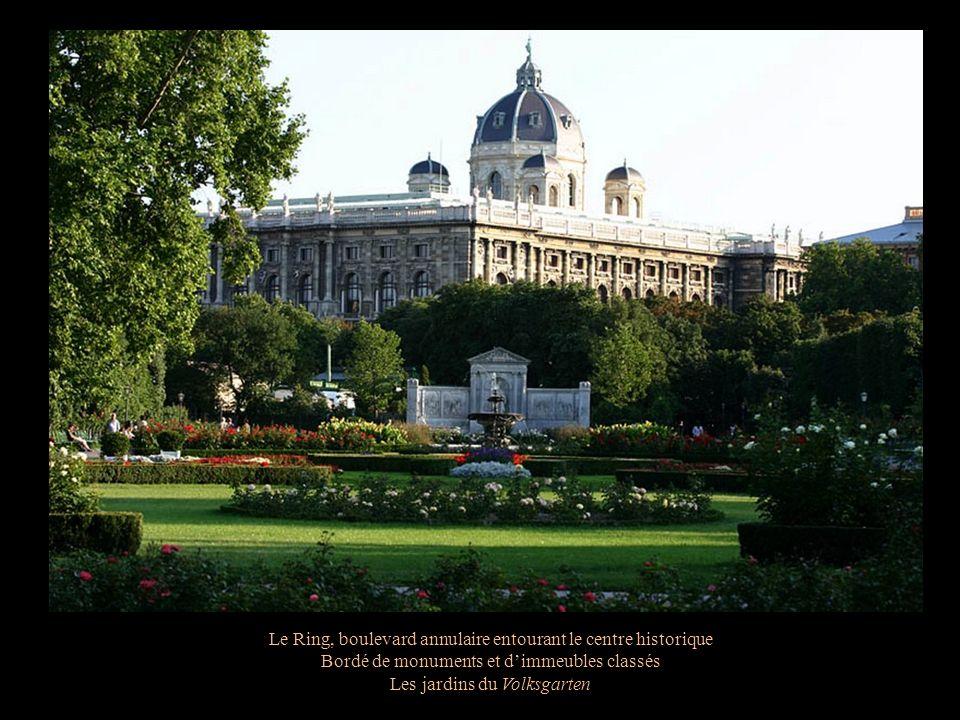 Le Ring, boulevard annulaire entourant le centre historique
