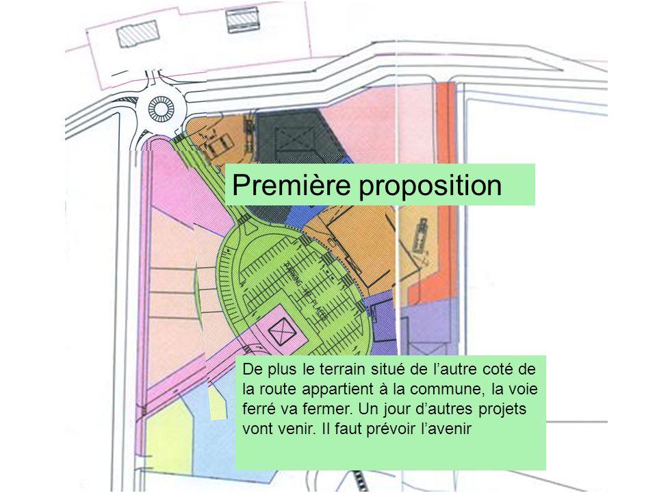 Première proposition