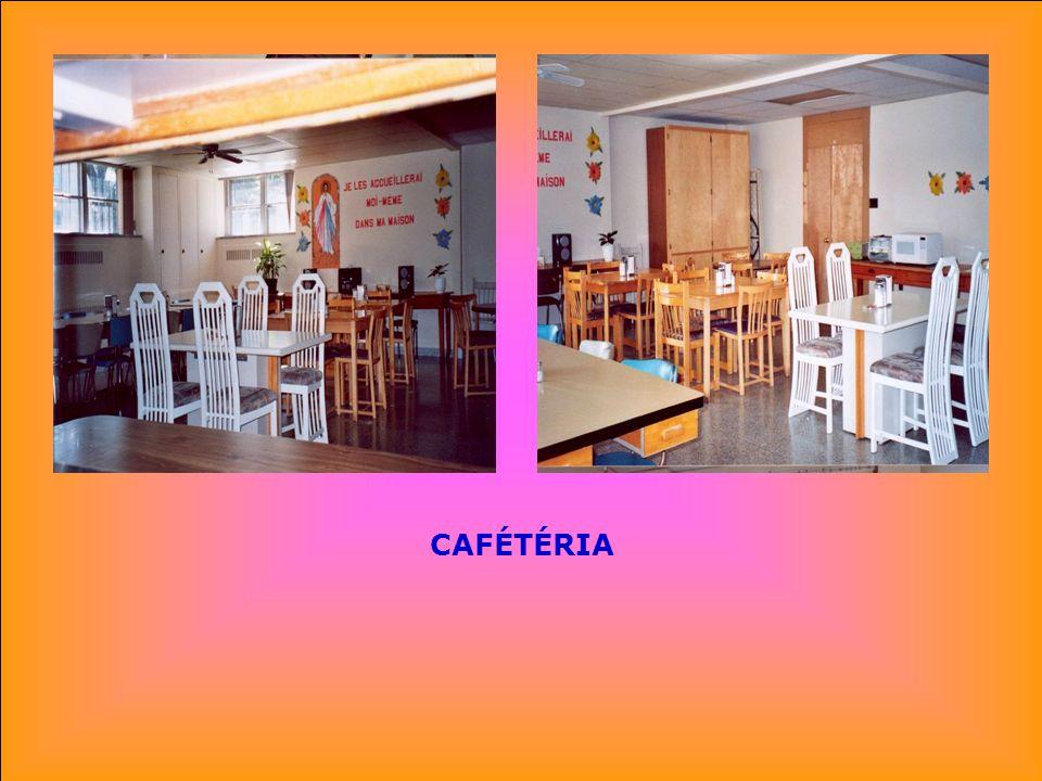 . . CAFÉTÉRIA