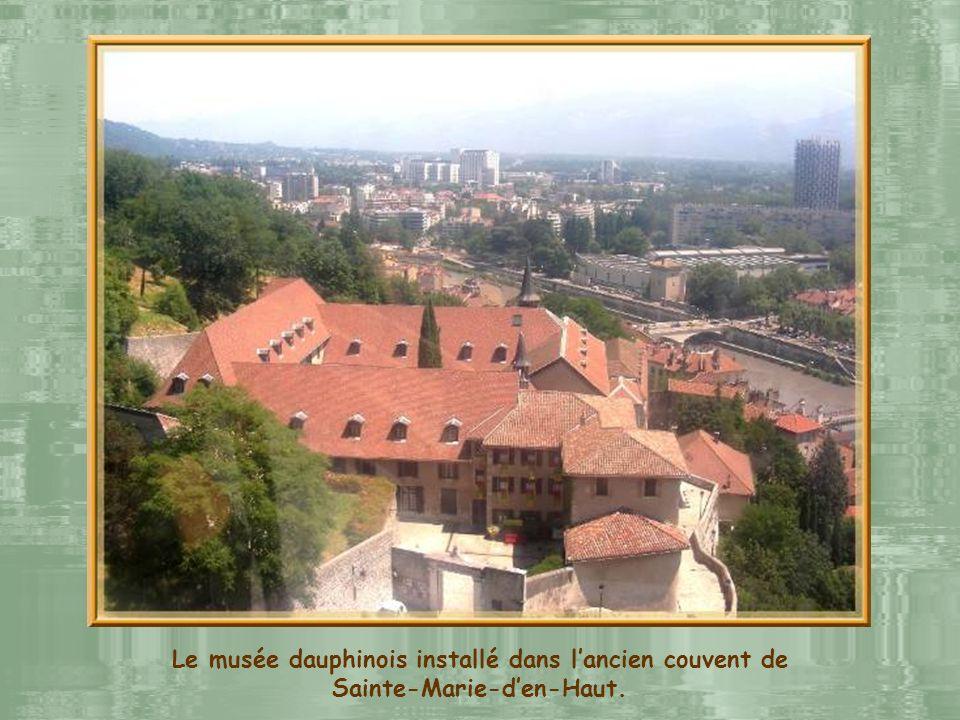 Le musée dauphinois installé dans l'ancien couvent de