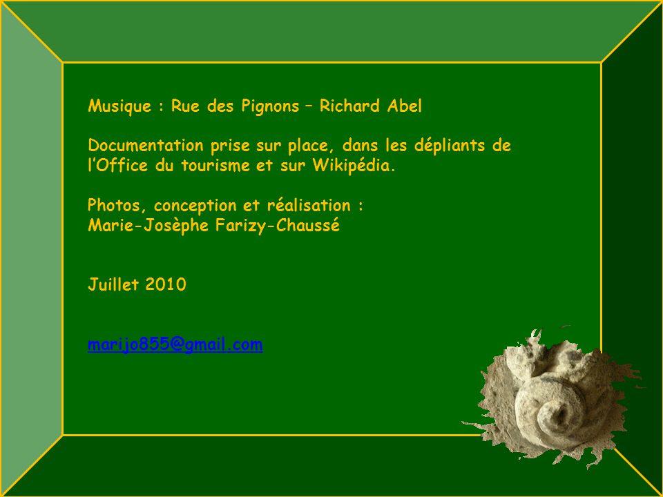 Musique : Rue des Pignons – Richard Abel