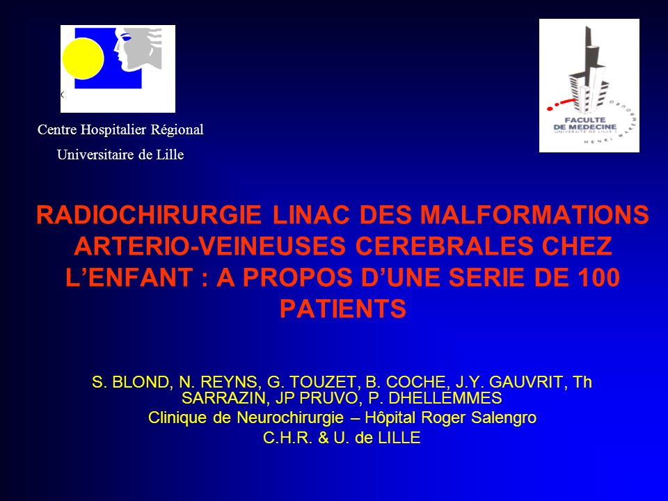 Centre Hospitalier Régional