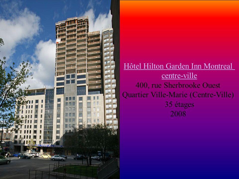 Hôtel Hilton Garden Inn Montreal