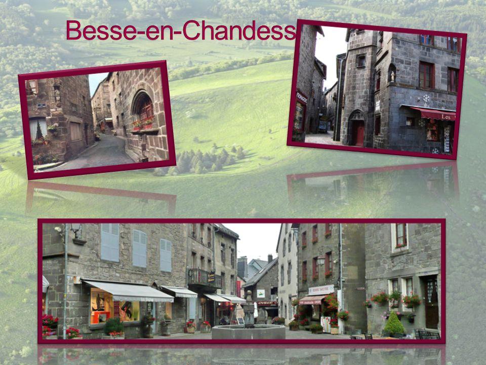 Besse-en-Chandesse