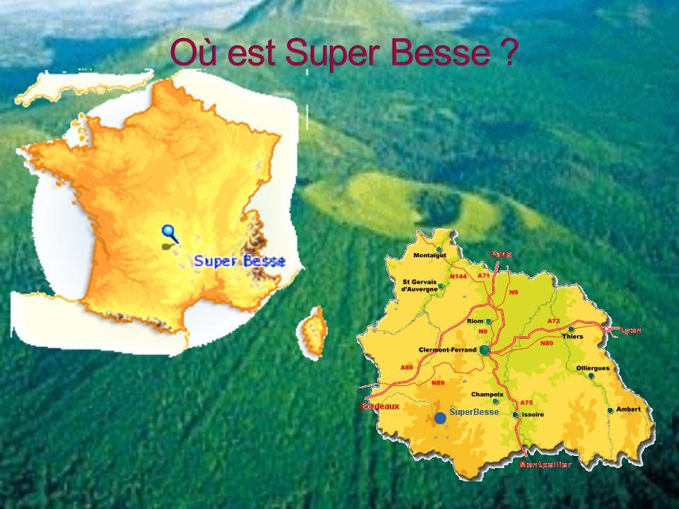 Où est Super Besse