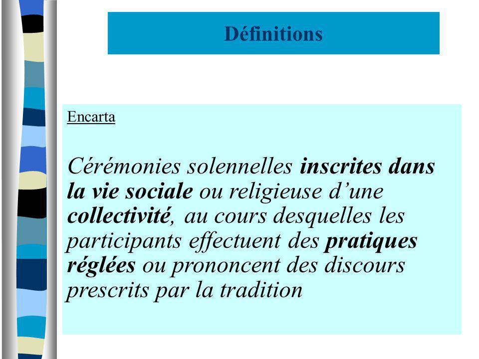 Définitions Encarta.