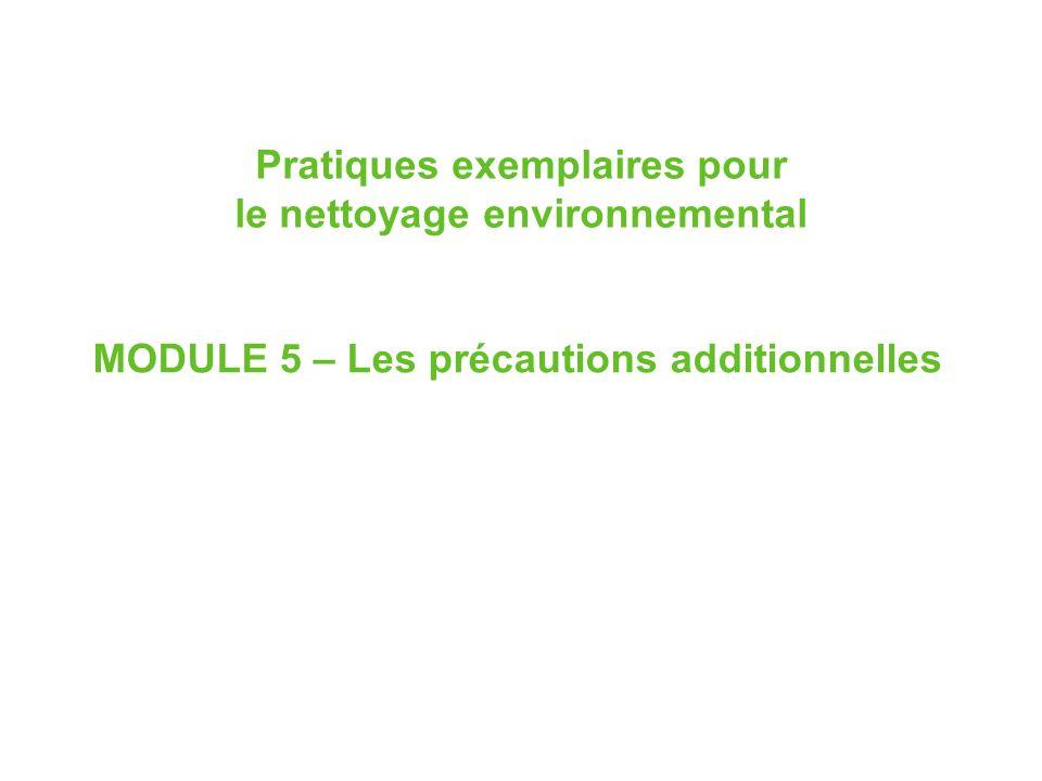 Pratiques exemplaires pour le nettoyage environnemental
