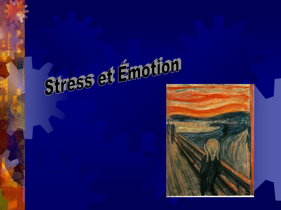 Stress et Émotion
