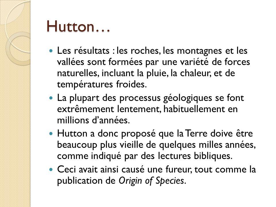Hutton…