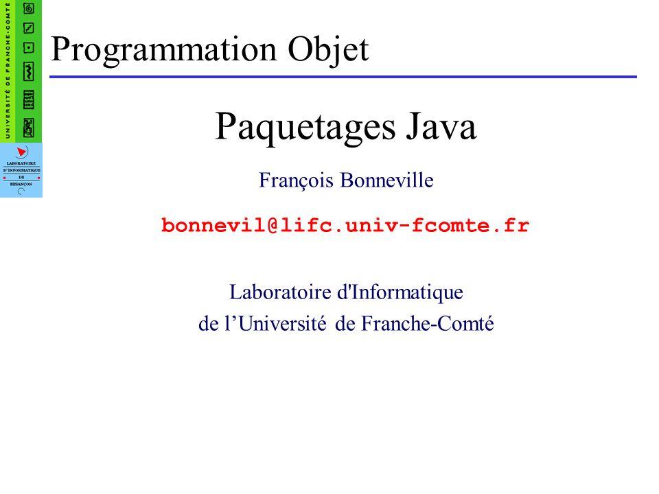 Laboratoire d Informatique de l'Université de Franche-Comté