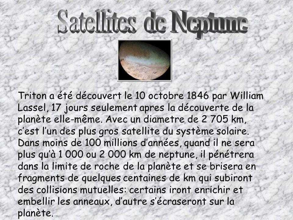 Satellites de Neptune