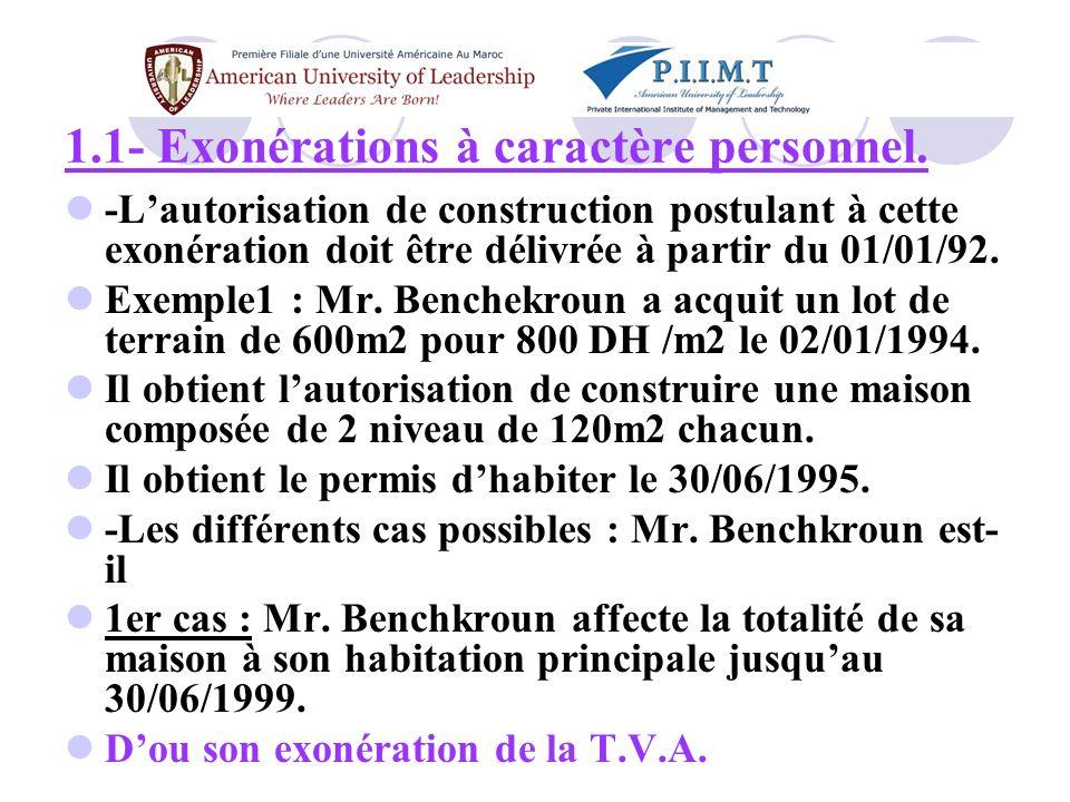 Chap 3 la taxe sur la valeur ajout e ppt t l charger for Autorisation de construction
