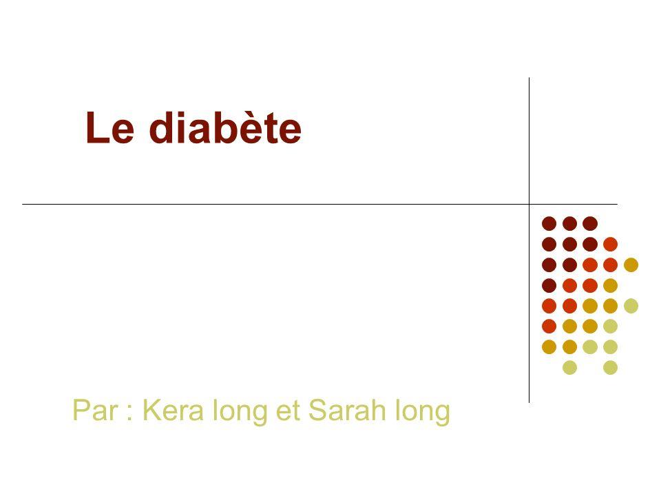 Par : Kera long et Sarah long
