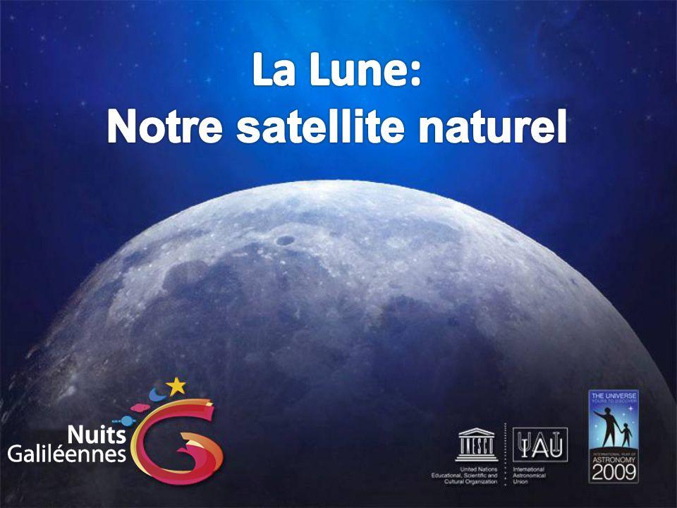 Notre satellite naturel