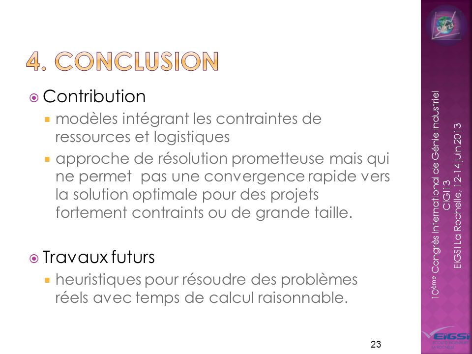 4. conclusion Contribution Travaux futurs