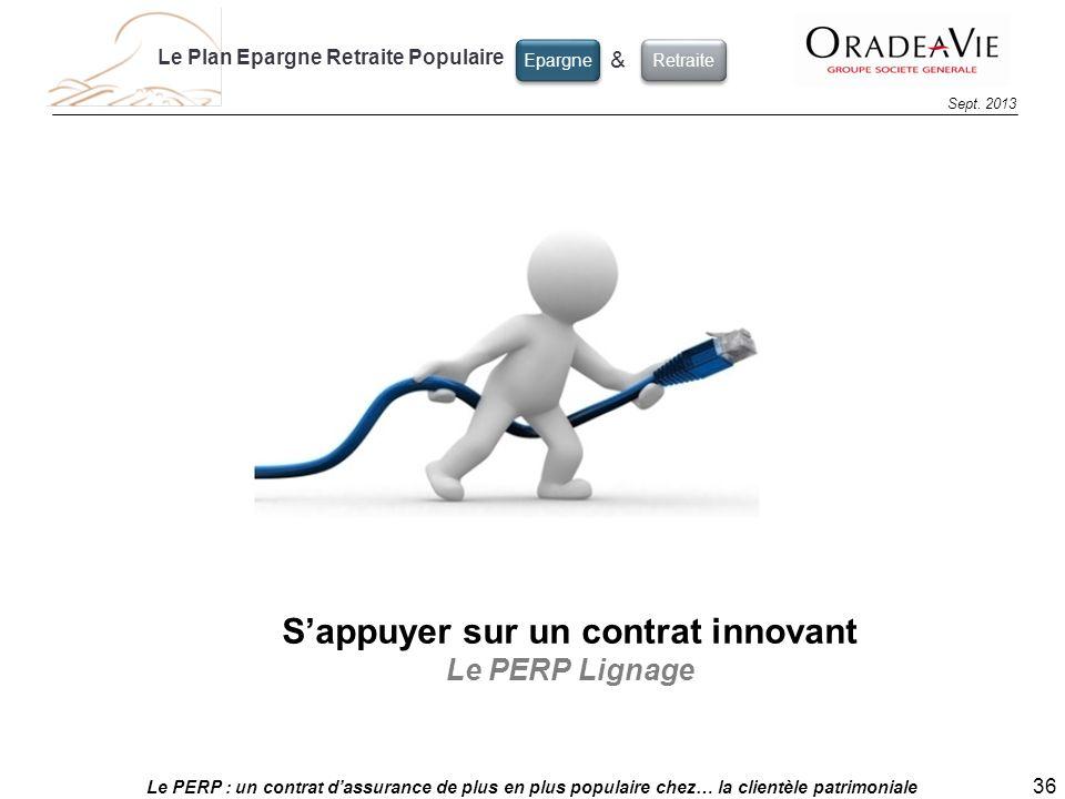 S'appuyer sur un contrat innovant