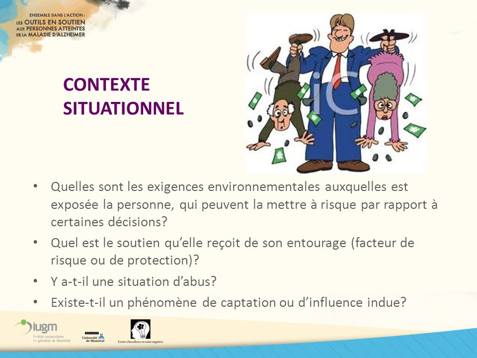 CONTEXTE SITUATIONNEL