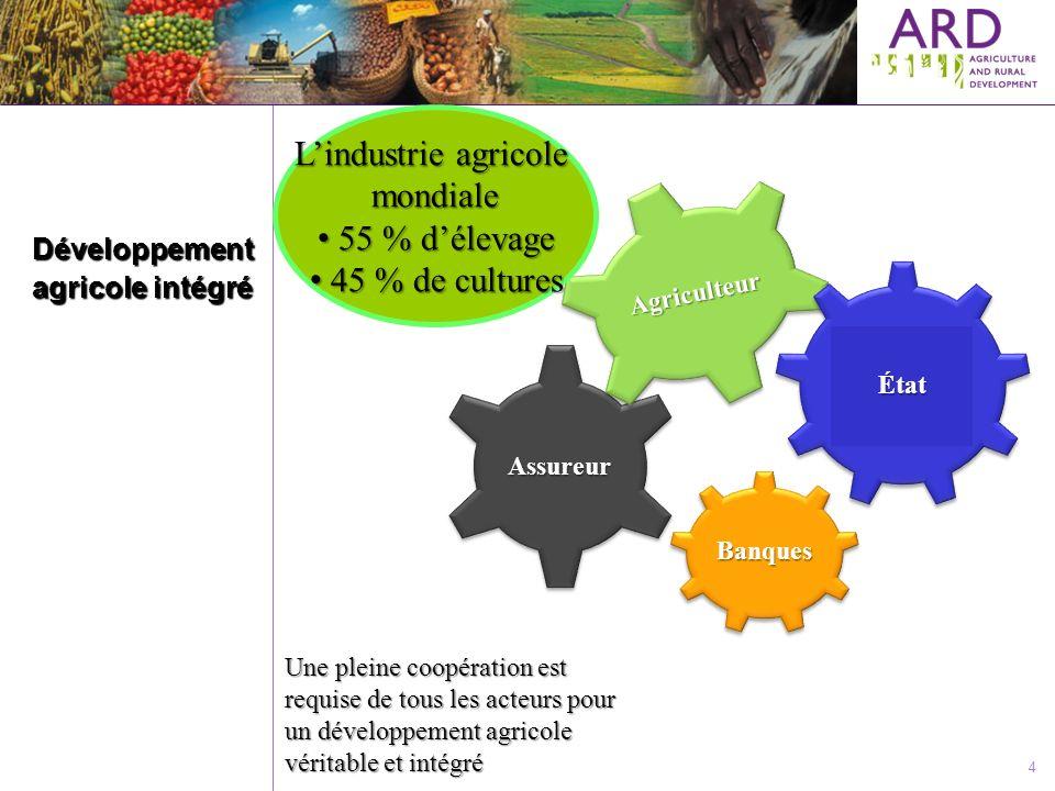 Développement agricole intégré