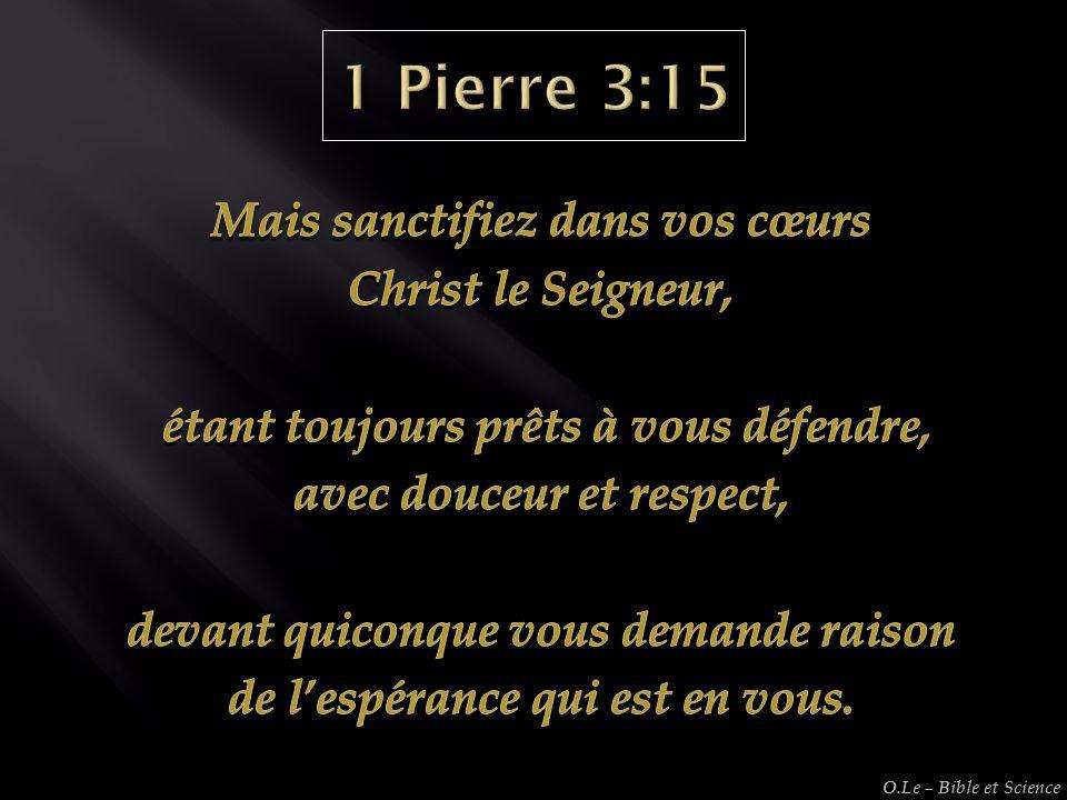 1 Pierre 3:15