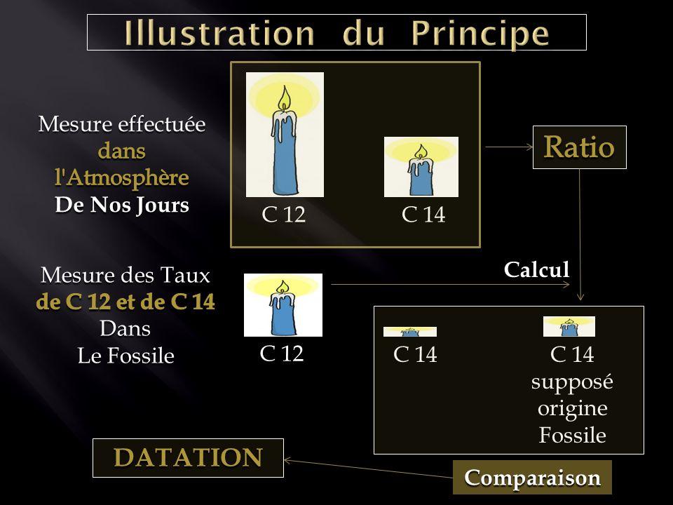 Illustration du Principe