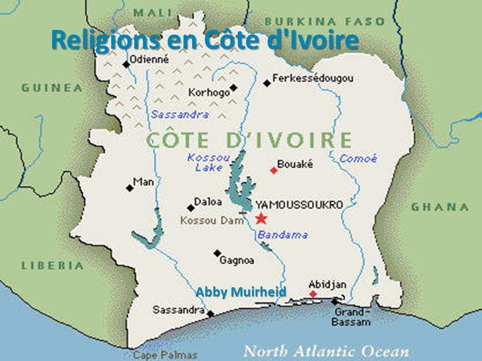 Religions en Côte d Ivoire