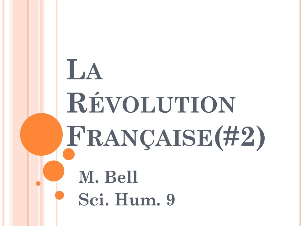 La Révolution Française(#2)