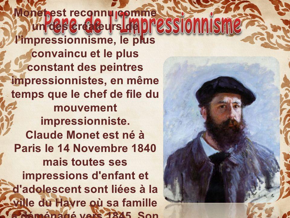 Pere de l Impressionnisme