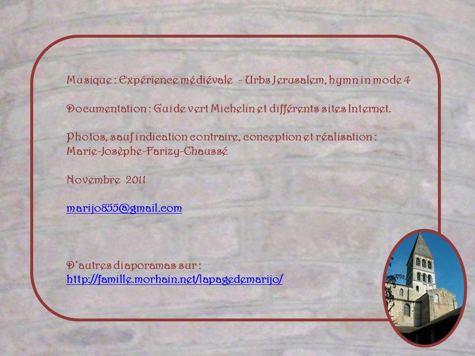 Musique : Expérience médiévale - Urbs Jerusalem, hymn in mode 4