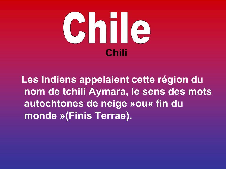 Chile Chili.