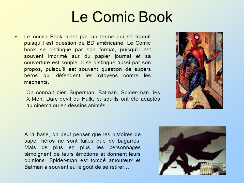 Le Comic Book