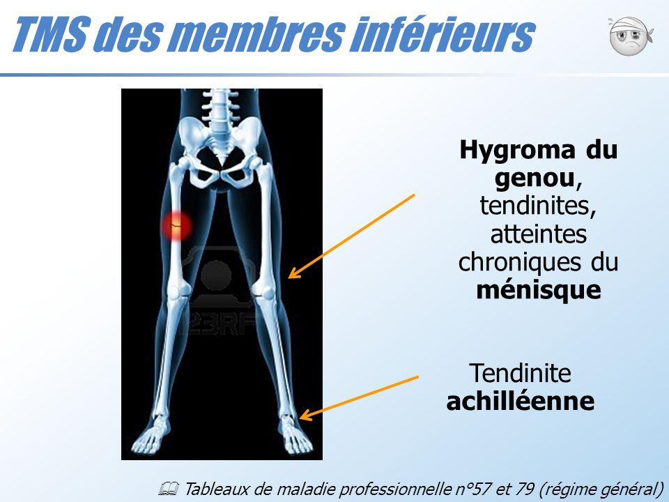 TMS des membres inférieurs