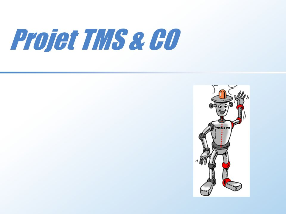 Projet TMS & CO