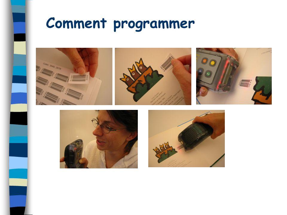 Comment programmer