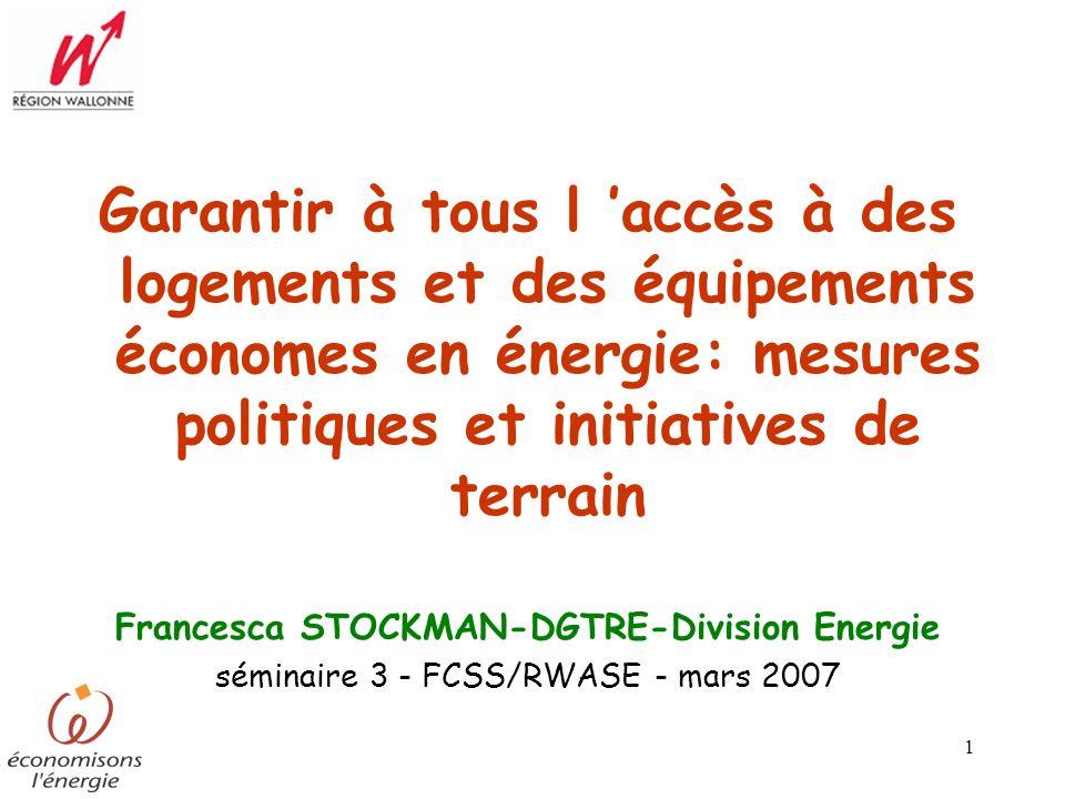 Francesca STOCKMAN-DGTRE-Division Energie