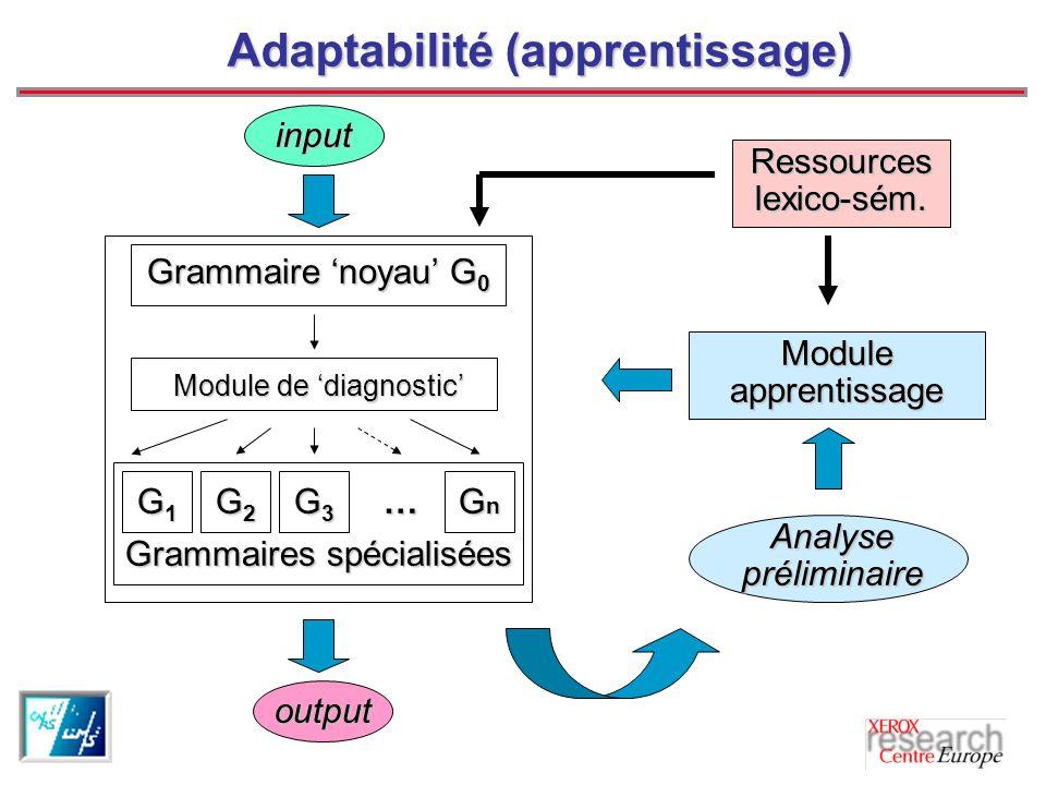 Adaptabilité (apprentissage)