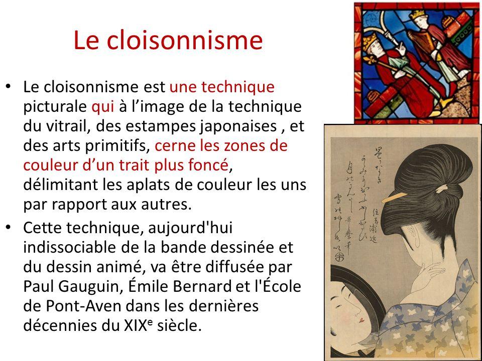 Le cloisonnisme